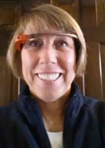 Dr. Martha Grabowski, McDevitt Chair in Information Systems and Google Glass Explorer